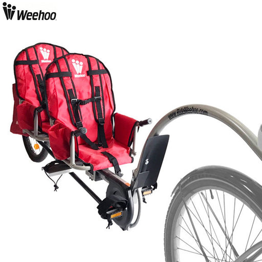 Weehoo Two Bike Trailer | ABC Bikes