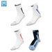 Santini Comp Socks MD (40-43) Black | ABC Bikes