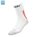Santini Comp Socks XS (36-39) Red | ABC Bikes