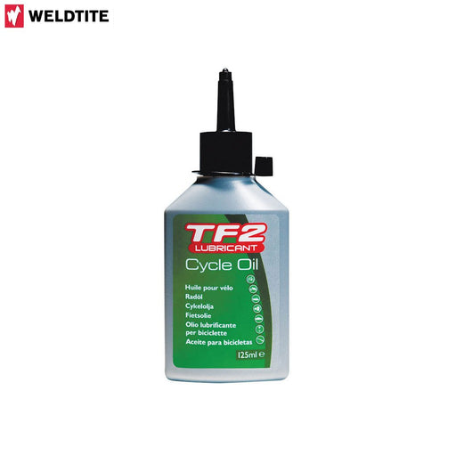 Weldtite Cycle Oil 125ml | ABC Bikes