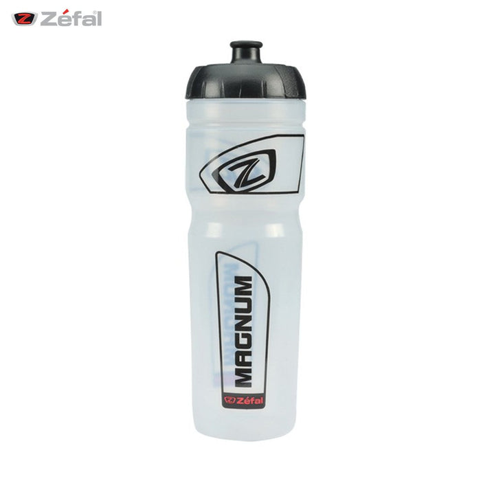 Zefal Magnum Bottle 1 Litre Clear | ABC Bikes