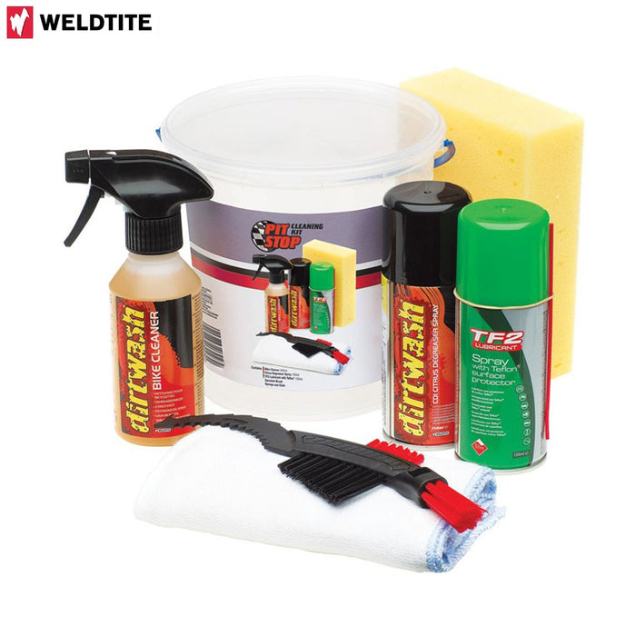 Weldtite Pit Stop Cleaning Kit | ABC Bikes