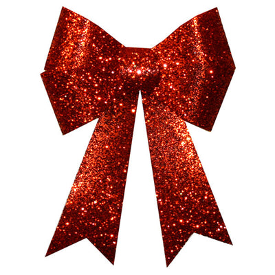 Glittered Bow