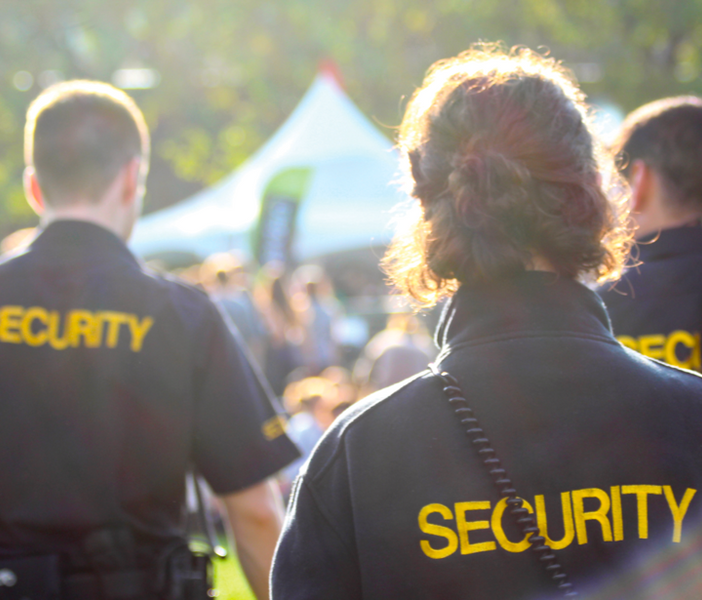 How to choose a company with the best security guards.