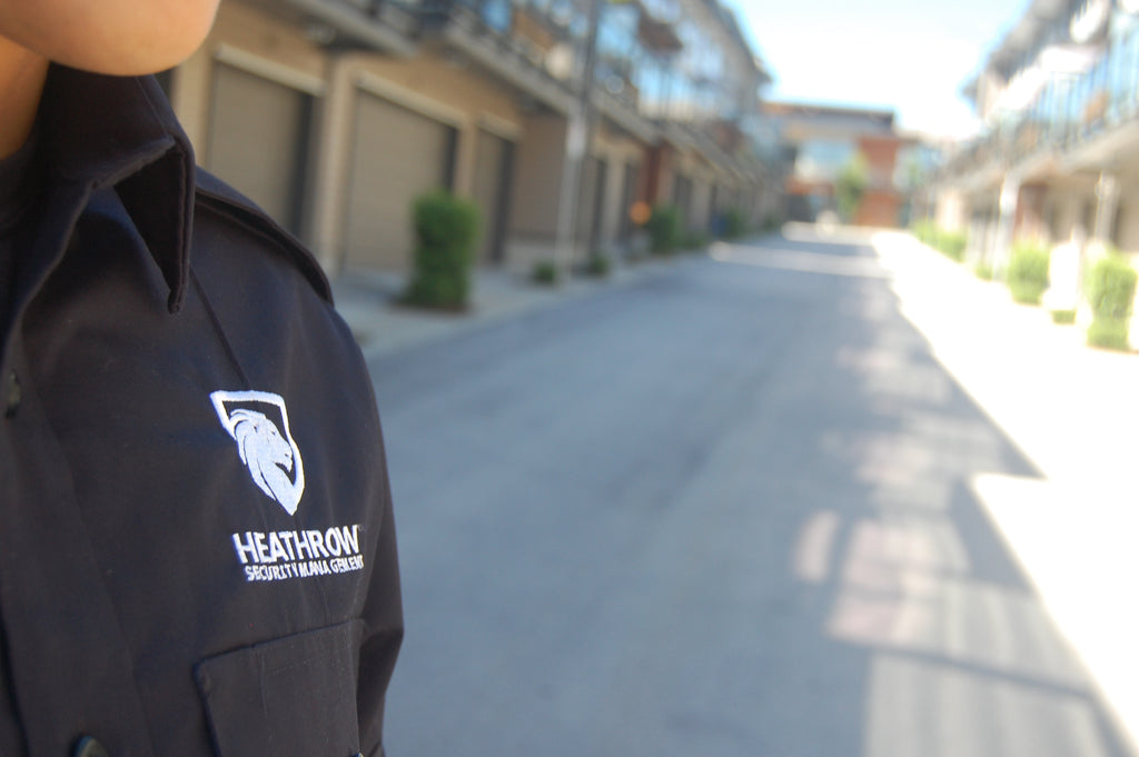 security guard company surrey image