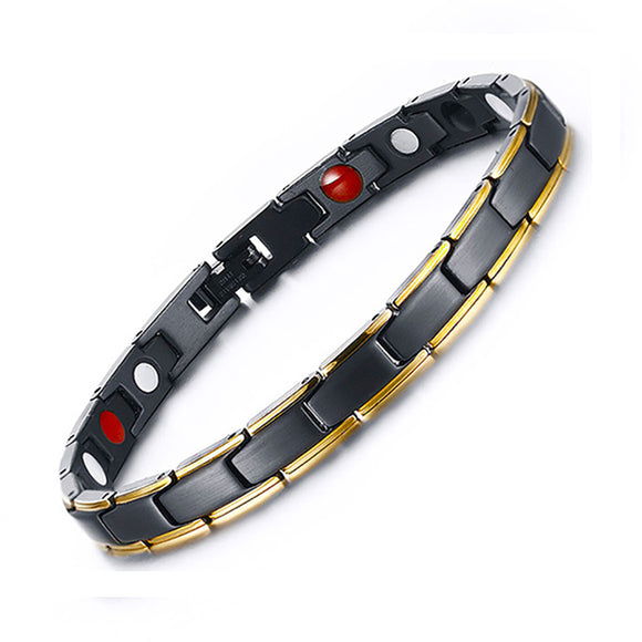 Stylish Bio-Energy Magnetic Therapy Bracelet G4 Series For Women (SBRM009W)