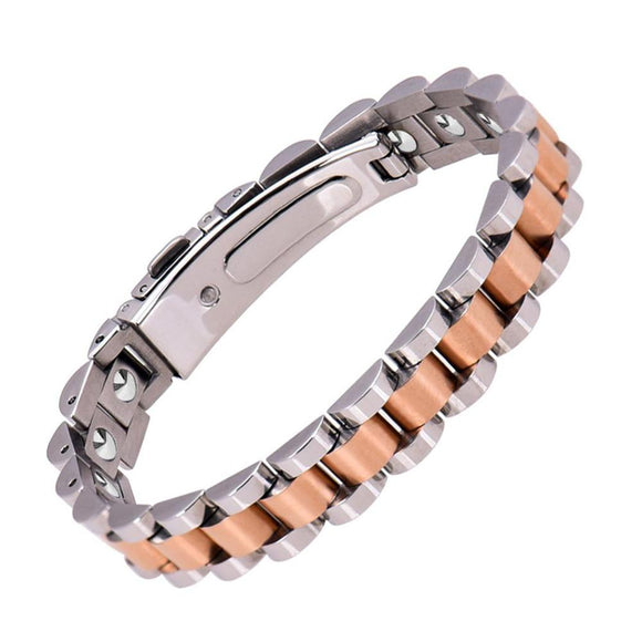 Premium High-grade Pure Germanium Magnetic Bracelet for Women (SBRM10224)