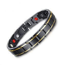 Stylish Bio-Energy Magnetic Therapy Bracelet G4 Series (SBRM009E)
