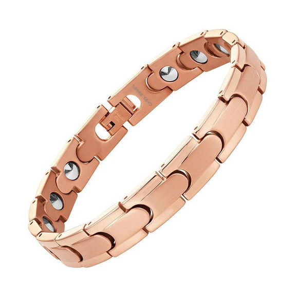 Premium High-grade Pure Germanium Magnetic Bracelet for Women (SBRM10228H)