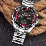 MSC Stylish Sports Wrist Watch