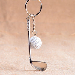 Fabulous Golf Keychain