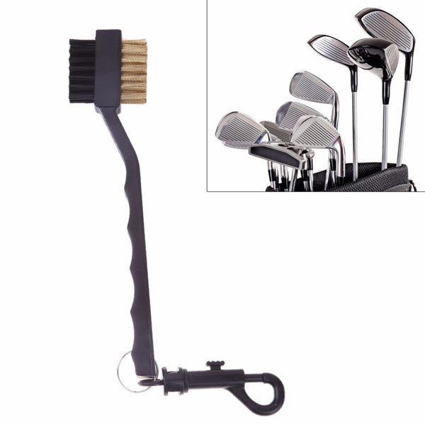 Easy 2-Sided Golf Brush