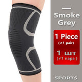 Breathable Elastic and Warmth Knee Brace for Sports Protections