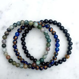Fashionable Chakra Bracelet - Spirit Guardian Series (SG014)