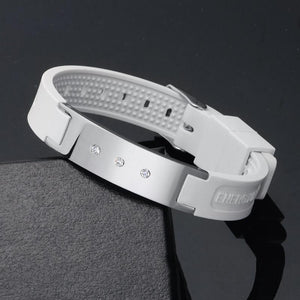 Fashionable Magnetic Negative Ion (IRT) Therapy Bracelet for Ladies (NIB20003)