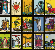 The Queen of Tarot