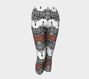 Hannah Stone Original Art Boyce Leggings