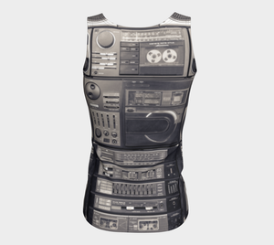 GHETTO BLASTER TANK TOP