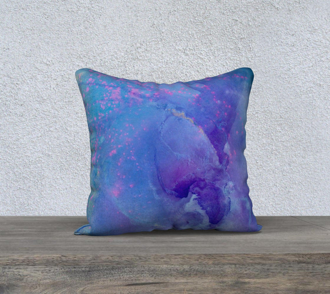 NARIEL Velveteen Pillow