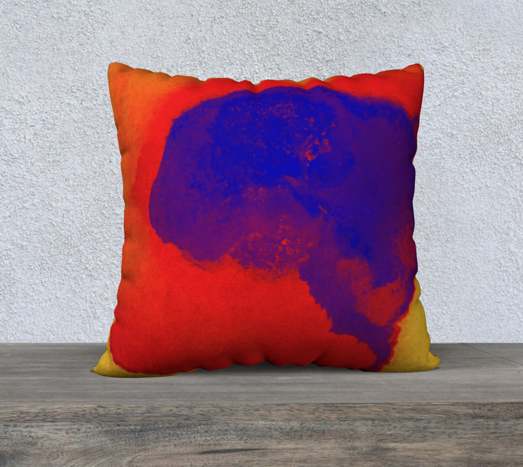 JACK Velveteen Pillow