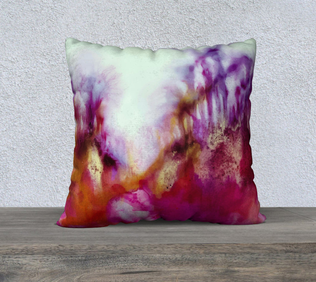 ELWELL Velveteen Pillow