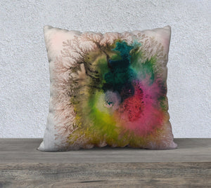 Velveteen Pillow