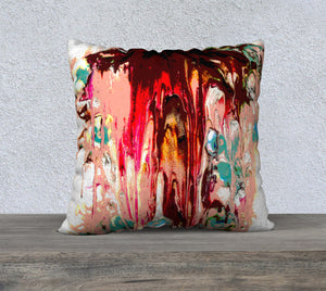 LISAH Velveteen Pillow