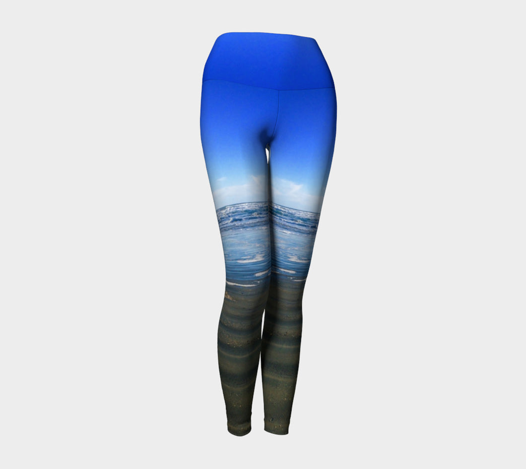 Hannah Stone Original Art Tofino Leggings