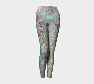 Hannah Stone Original Art Trina Leggings