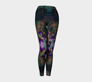 Hannah Stone Original Art Wilder Leggings