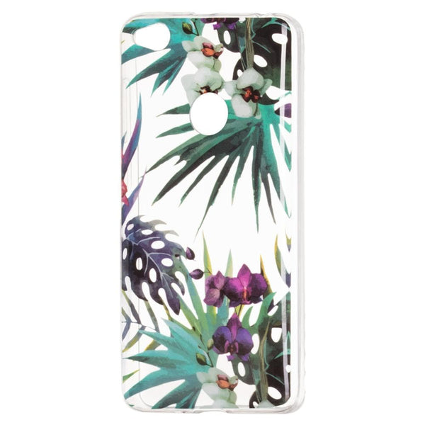Husa Art Case Gel Tpu Cover Cu Pattern Printat Xiaomi Redmi 4X Transparent