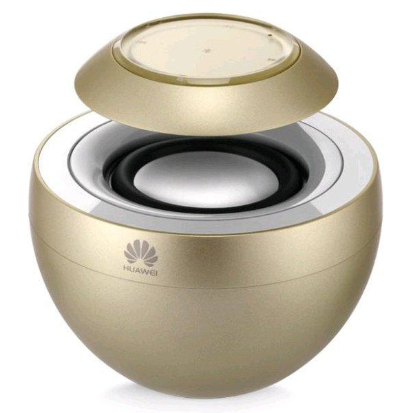 Boxa portabila Wireless Huawei Little Swan AM 08 Stylish 700 mAh gold