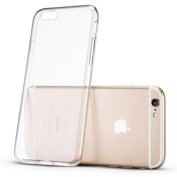 Husa Ultra Clear 1mm din Gel TPU pentru Xiaomi Redmi 6A transparent