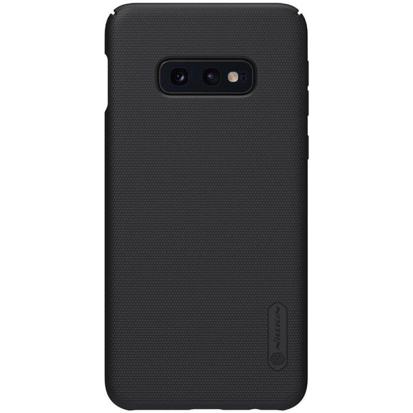 Husa Nillkin Super Frosted Shield Kickstand Samsung Galaxy S10E Black