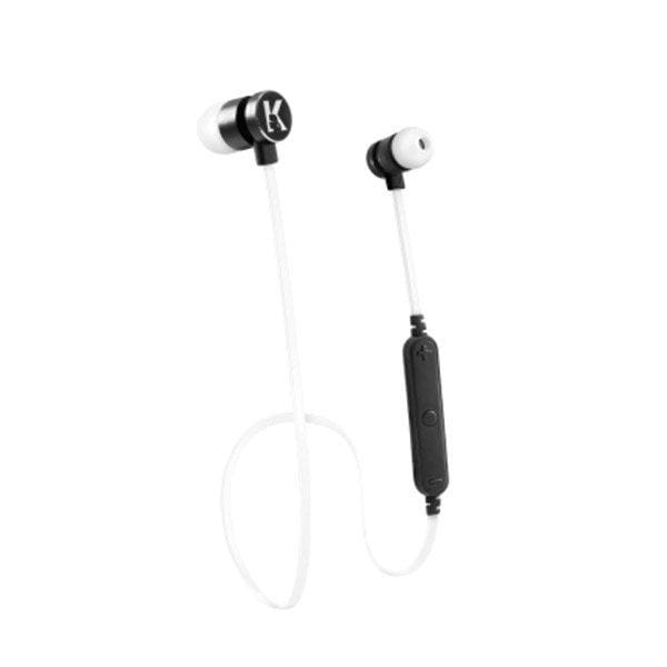 Casti Bluetooth Karl Lagerfeld White