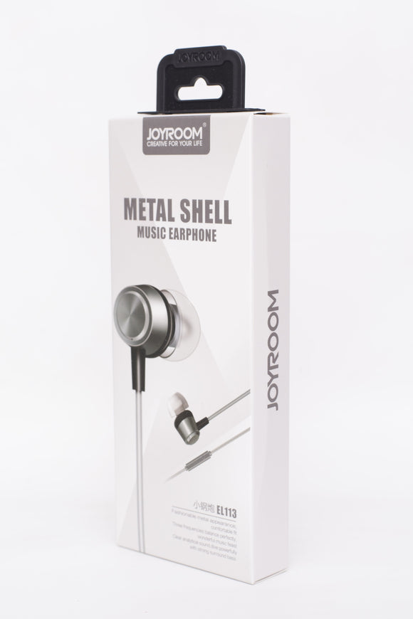 Casti Joyroom metal Shell EL113