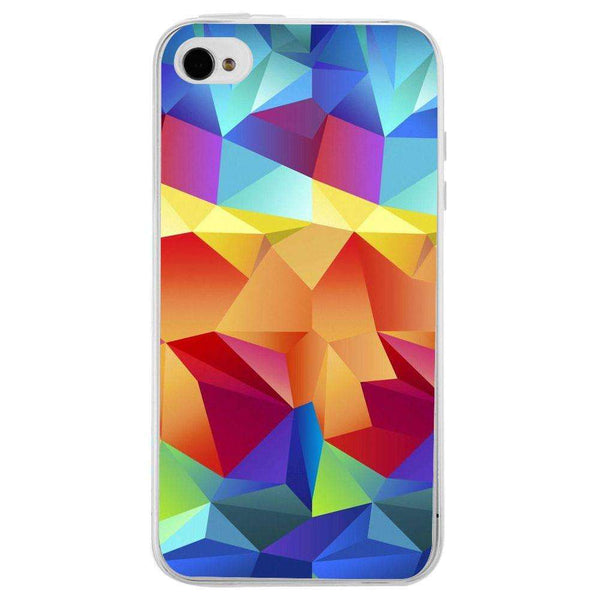 Husă 3d Tpyramids APPLE Iphone 4s-Husa-Guardo.shop