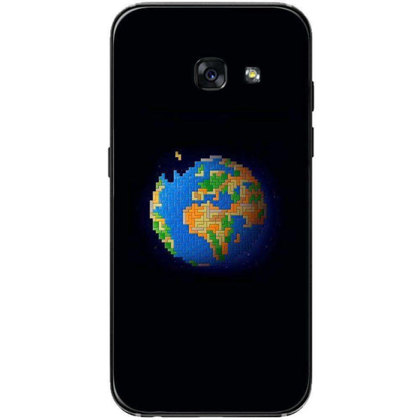 Husă 8bit Earth SAMSUNG Galaxy A3 2017-Guardo.shop-Guardo.shop