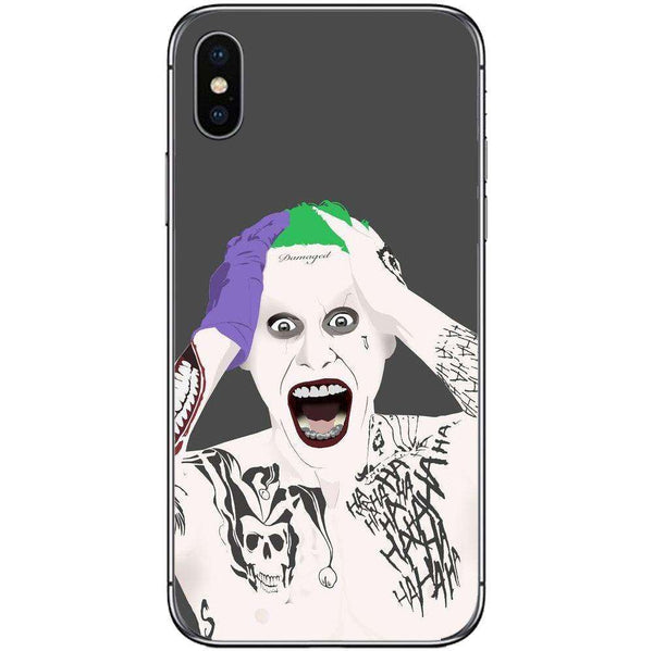 Husă A Minimal Joker APPLE Iphone X-Guardo.shop-Guardo.shop