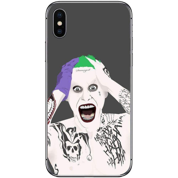 Husă A Minimal Joker APPLE Iphone XS Max-Husa-Guardo.shop