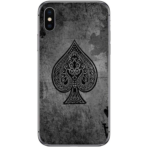 Husă A Of Spades APPLE Iphone XS Max-Husa-Guardo.shop