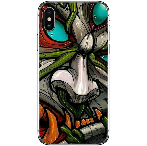 Husă Abstract Anger APPLE Iphone XS Max-Husa-Guardo.shop