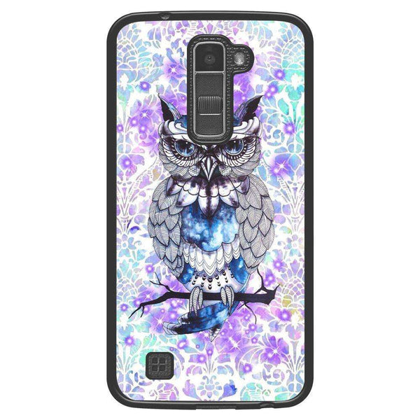 Husă Abstract Owl LG K10-Guardo.shop-Guardo.shop