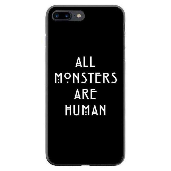 Husă All Monsters Are Human APPLE Iphone 7 Plus-Guardo.shop-Guardo.shop