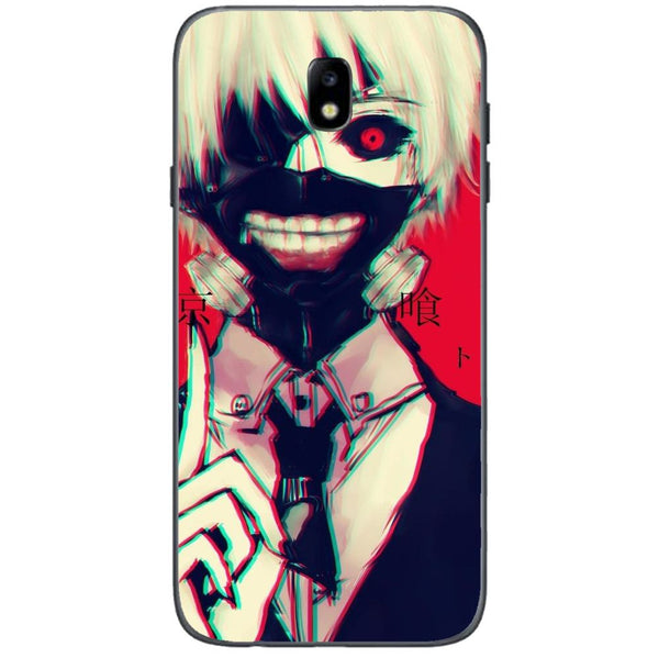 Husă Anime Strange Boy SAMSUNG Galaxy J3 2017-Guardo.shop-Guardo.shop