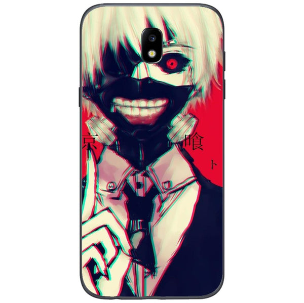 Husă Anime Strange Boy SAMSUNG Galaxy J5 2017-Husa-Guardo.shop