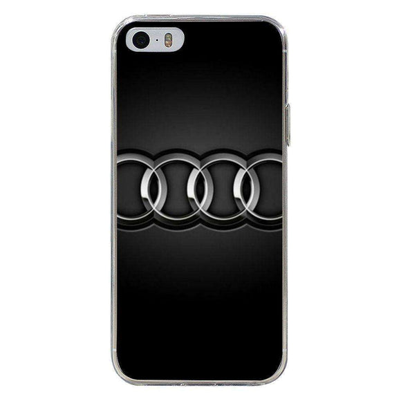Husă Audi APPLE Iphone 5-Husa-Guardo.shop