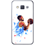 Husă Basketball Low Poly SAMSUNG Galaxy A3-Guardo.shop-Guardo.shop