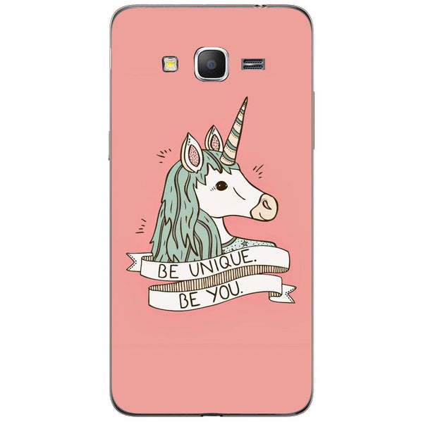 Husă Be Unique Unicorn SAMSUNG Galaxy Grand Prime-Husa-Guardo.shop