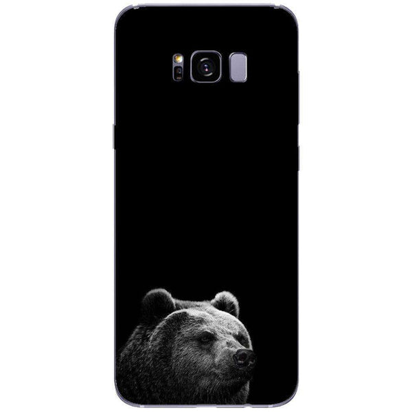 Husă Black Bear SAMSUNG Galaxy S8 Plus-Guardo.shop-Guardo.shop